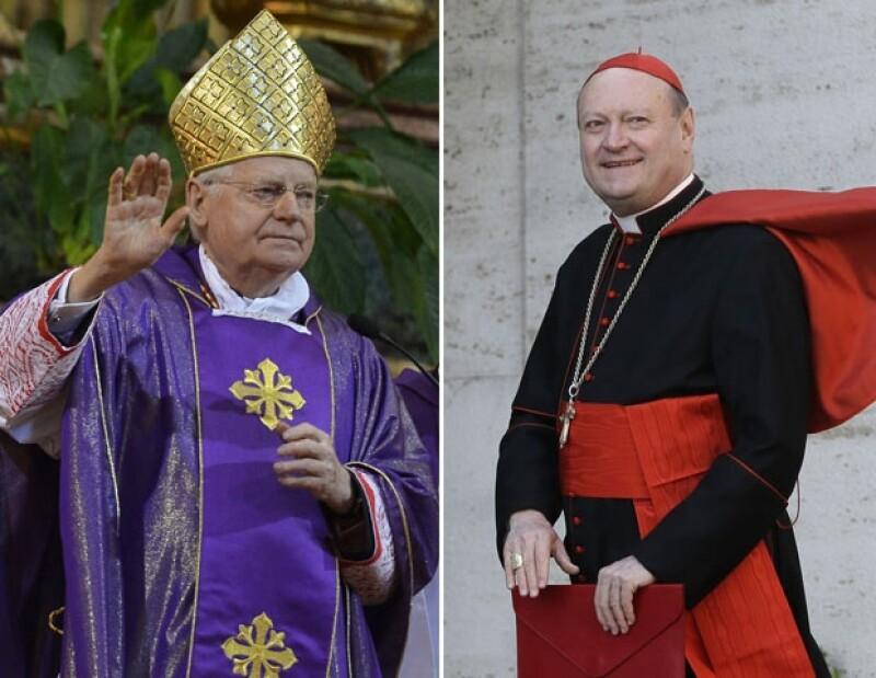 De Europa: Angelo Scola y Gianfranco Ravasi de Italia.