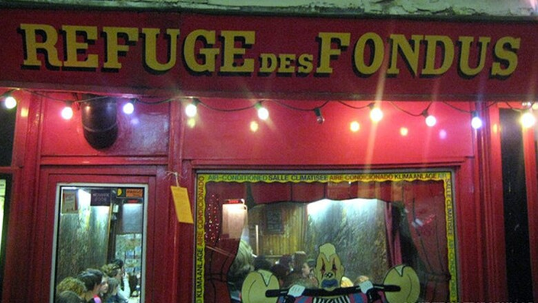 Le Refuge des Fondues (Paris)