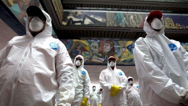 México acumula más de 2,000 casos de coronavirus.
