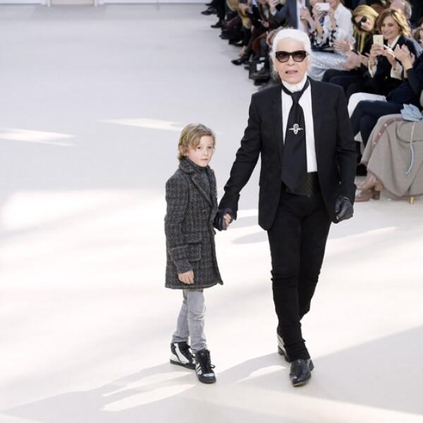 Chanel show, Runway, Autumn Winter 2016, Paris Fashion Week, France - 08 Mar 2016