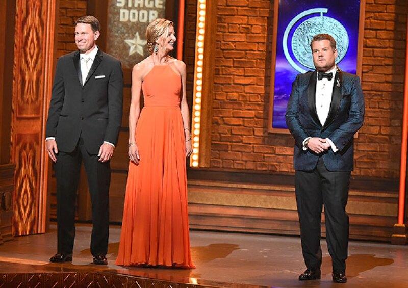 La gala de los premios del teatro estadounidense, en la que el musical &#39Hamilton&#39 fue el gran vencedor con 11 galardones, estuvo dedicada a las víctimas del atentado en el club Pulse.