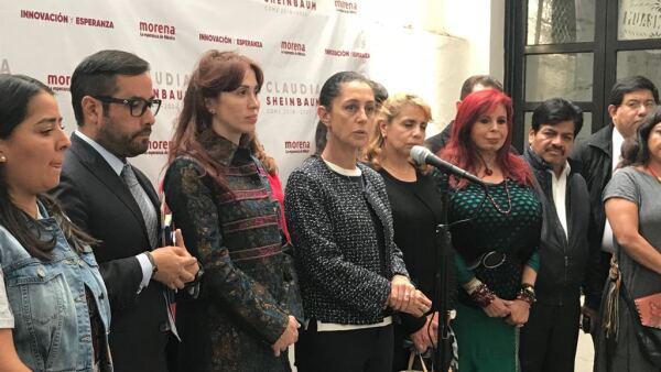 Con los nuevos alcaldes