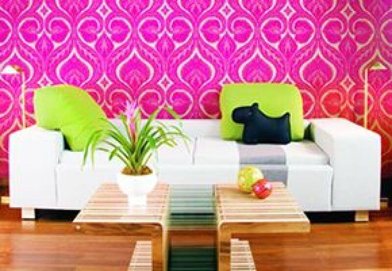 Los diseñadores hacen un trabajo de interpretación de cada cliente, para que cada espacio hable de su imaginación y gustos.