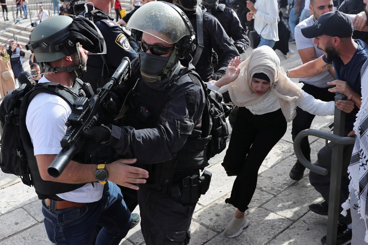 Las 7 claves sobre los nuevos enfrentamientos en Jerusalén del Este