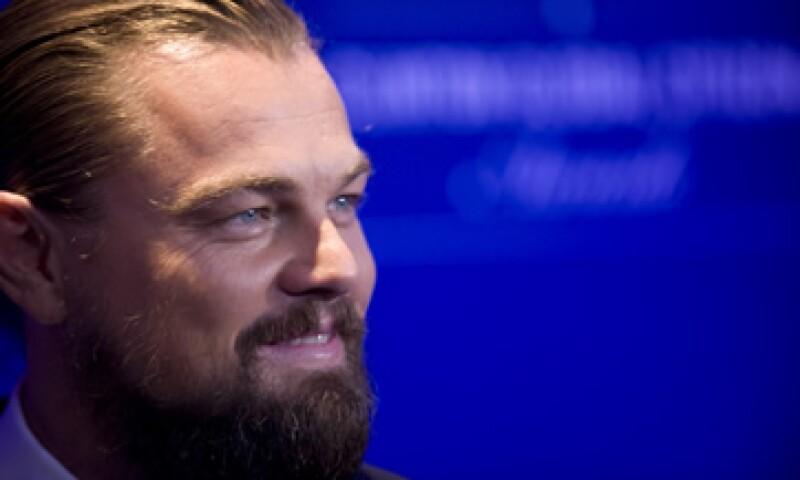 El trabajo de DiCaprio se centrará en temas ambientales. (Foto: AFP )
