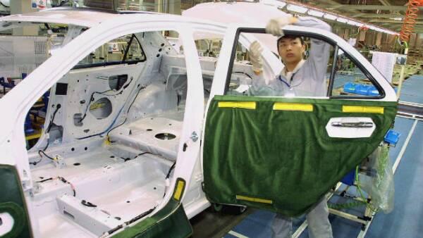 Planta de Toyota