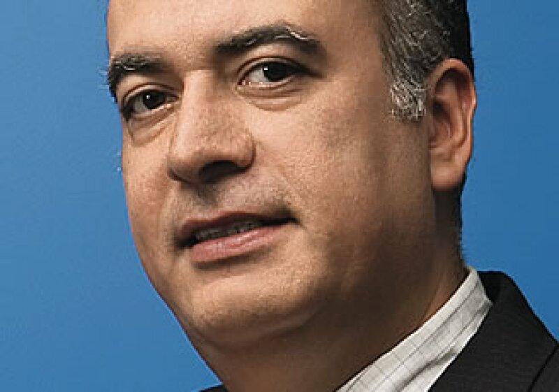 Mario Sandoval es presidente de la Asociación Mexicana de Entidades Financieras Especializadas (AMFE). (Foto: Adán Gutiérrez)
