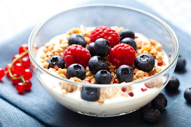 Los bowls de fruta y avena son la mejor opción