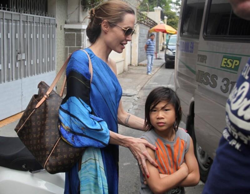 Pax visitó su natal Vietnam.