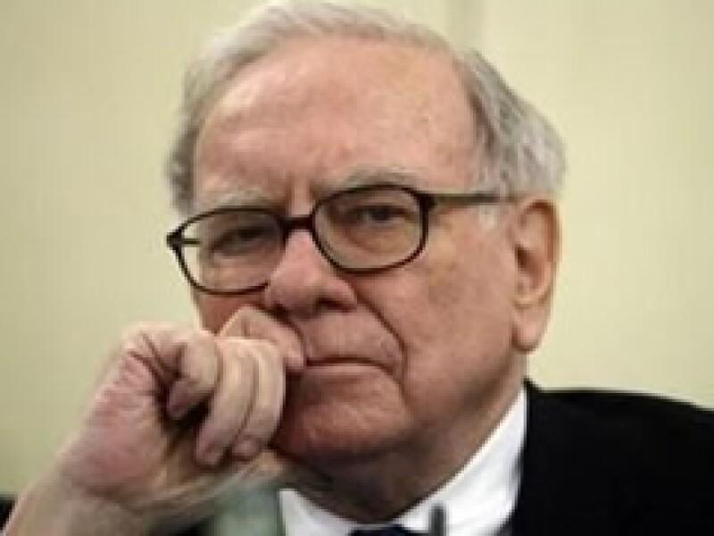 Warren Buffett (Foto: Archivo)