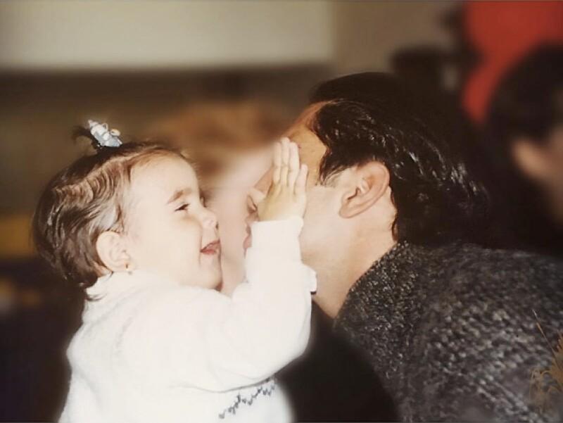 Camila compartió esta tierna imagen.