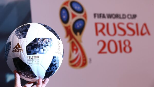 La Copa del Mundo Rusia 2018