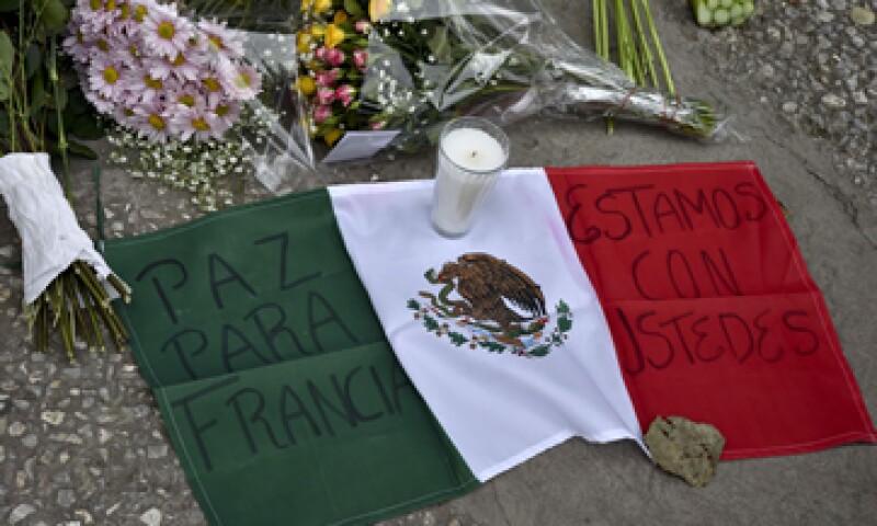 Los ataques conmocionaron al mundo. (Foto: AFP)