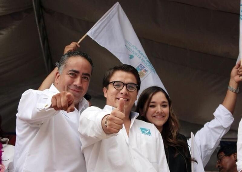 Después de una intensa temporada electoral en Puebla, Sherlyn y su prometido tomaron unas románticas vacaciones por China, Singapur e Indonesia, más enamorados que nunca.