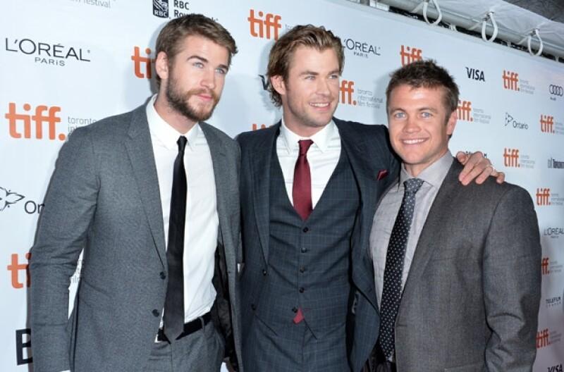 """Los padres y hermanos de Liam están """"aliviados"""" por la cancelación del compromiso entre el actor y la cantante."""