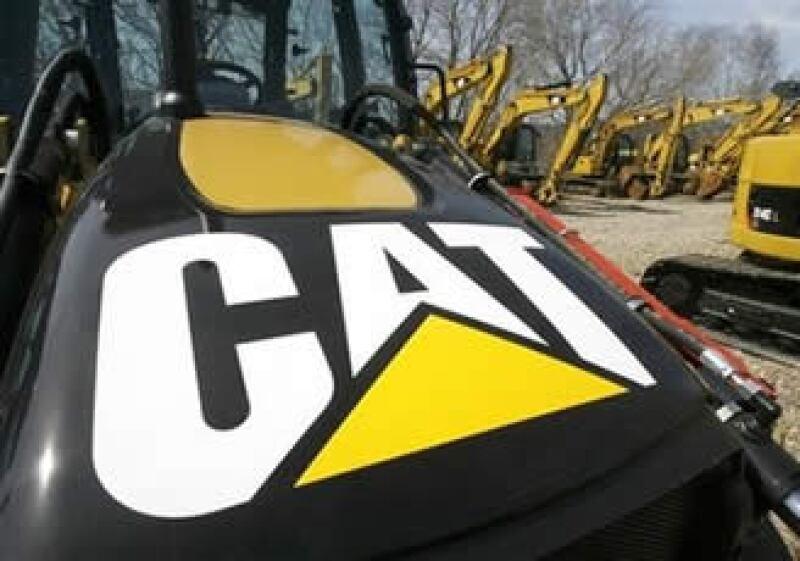 Caterpillar reportó utilidades de 60 centavos de dólar por acción, los analistas esperaban 22 centavos. (Foto: AP)