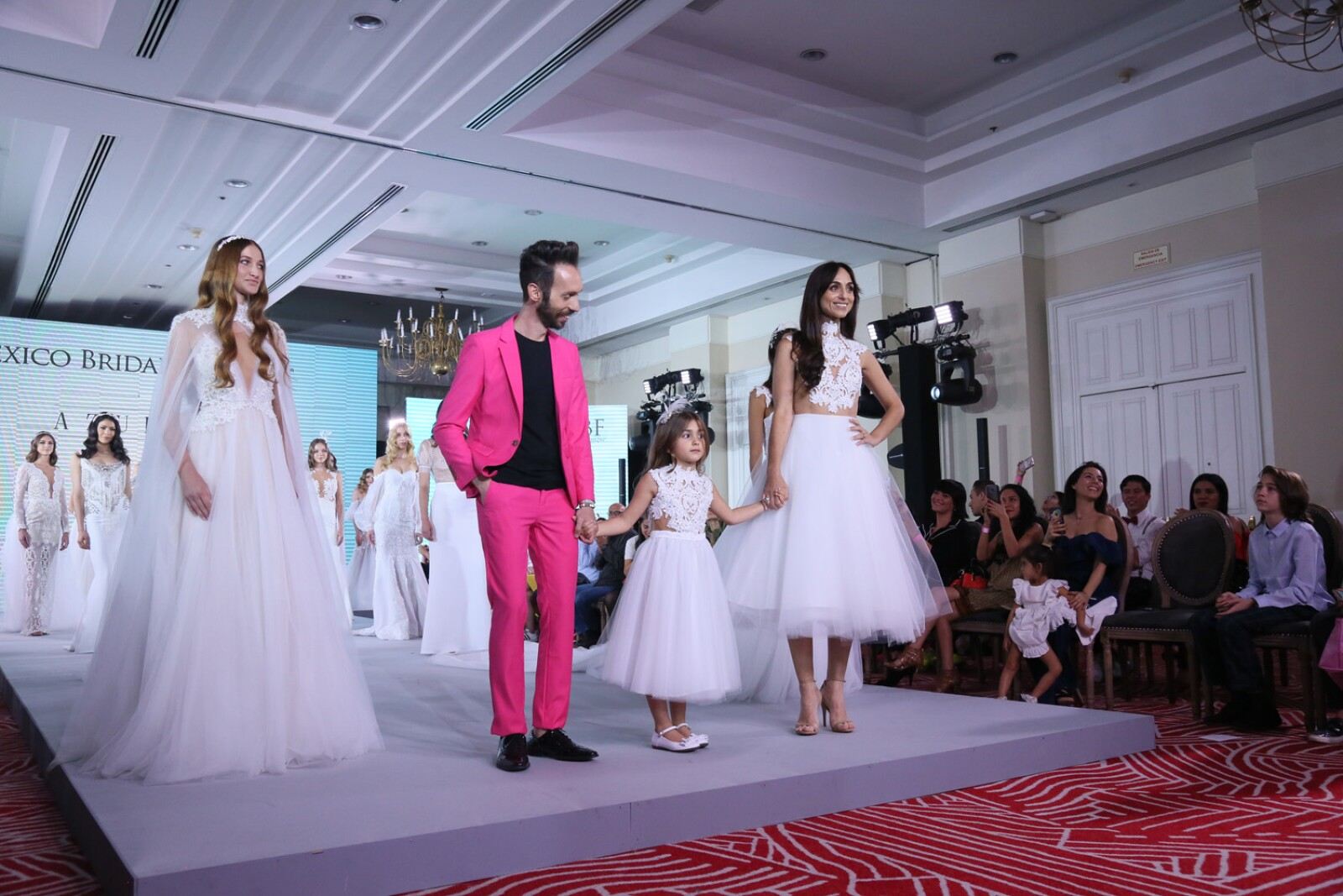 México Bridal Fashion 2019, 2ª Edición