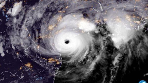 Estos son los huracanes más poderosos que destrozaron parte de EE.UU.