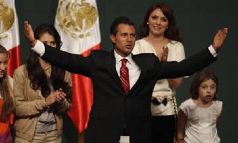 El sexenio del priista Enrique Peña Nieto se caracterizará, al igual que sus antecesores, en mantener la estabilidad macroeconómica, dicen expertos. (Foto: Dayan Jiménez)