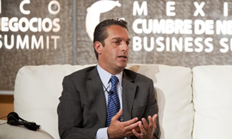 Siempre hemos estado a favor de la inversión extranjera, es algo que se debe cambiar en la ley, dijo Slim Domit. (Foto: Mondaphoto/Carlos Aranda)