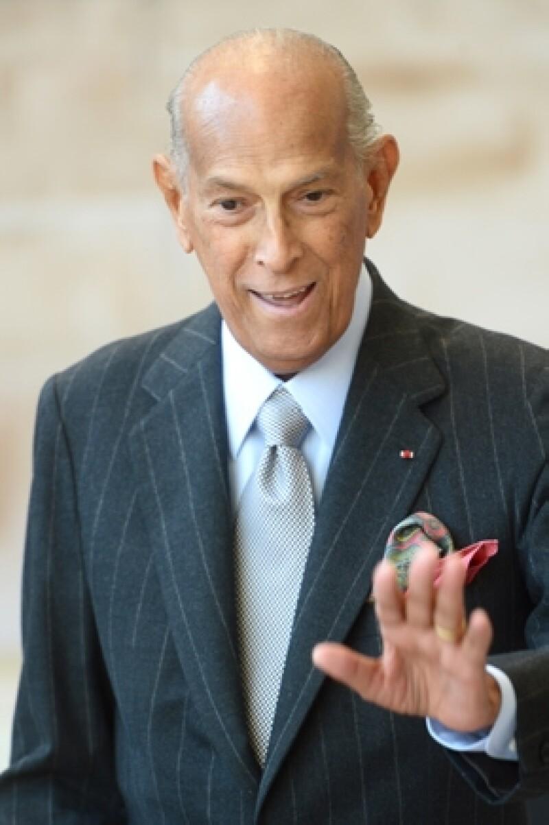 Oscar de la Renta era uno de los diseñadores favoritos de las celebridades.