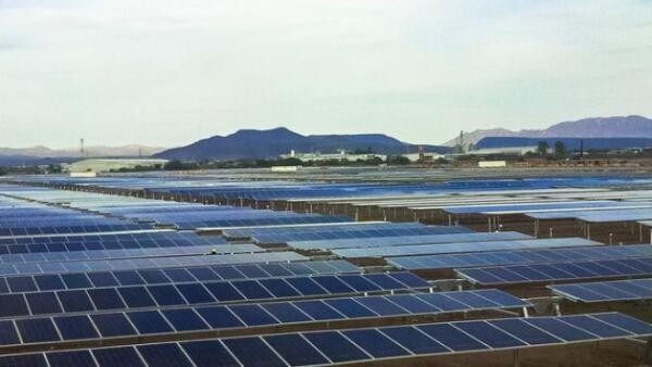 Planta Aura Solar