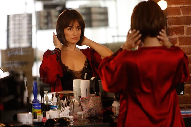 A la actriz la veremos muy diferente en este capítulo de The Blacklist, pues como parte de su personaje tiene que disfrazarse para engañar.