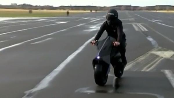 Nera es la primera motocicleta impresa en 3D
