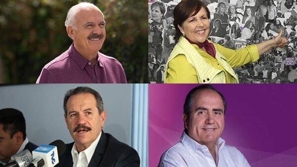 La mayoría de ellos realizó un video a petición de Expansión en el que comentan cómo combatirían la corrupción.