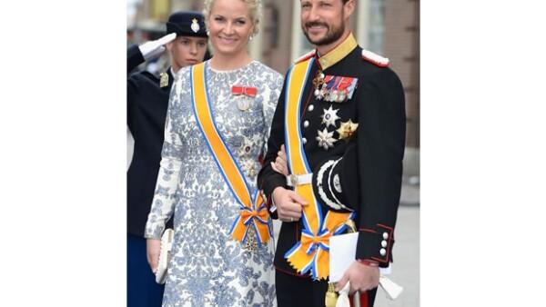 Aunque en Twitter se ha dicho que en estos días podría anunciarse la separación de los Príncipes Herederos de Noruega, lo cierto es que los rumores parecen ser mentira
