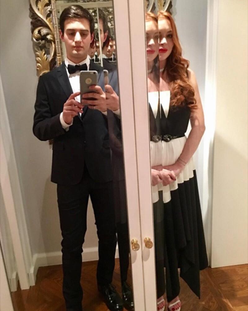 Lindsay y Scott Carlson