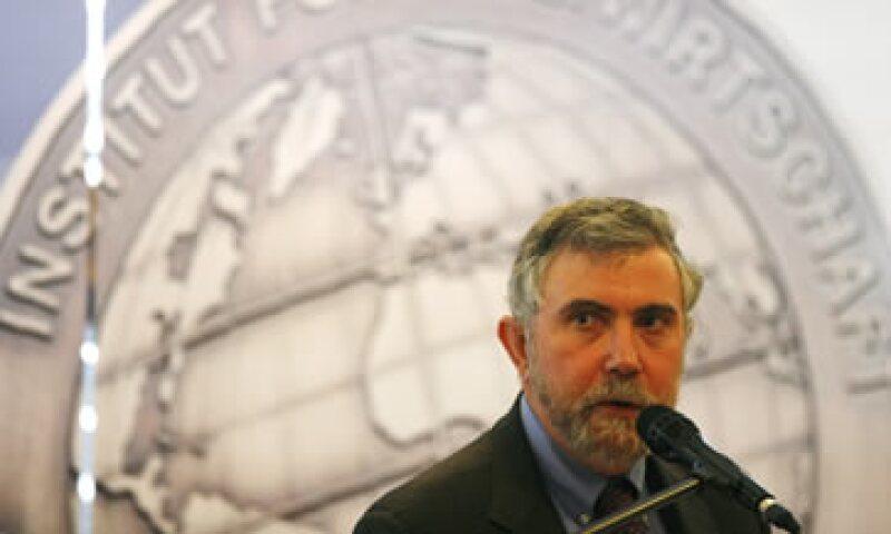 Lo hace que EU parezca poco de fiar, dice Paul Krugman, no son las cuentas presupuestarias, sino su política. (Foto: AP)