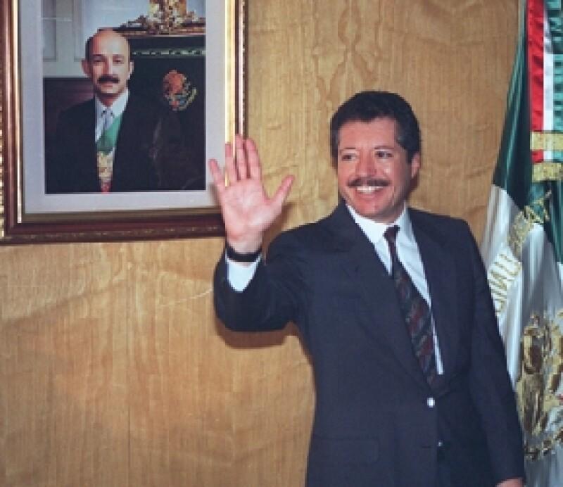 Luis Colosio Fernández pidió hasta el último de sus días el esclarecimiento de la muerte de su hijo y encabezó los aniversarios luctuosos en Magdalena de Kino.