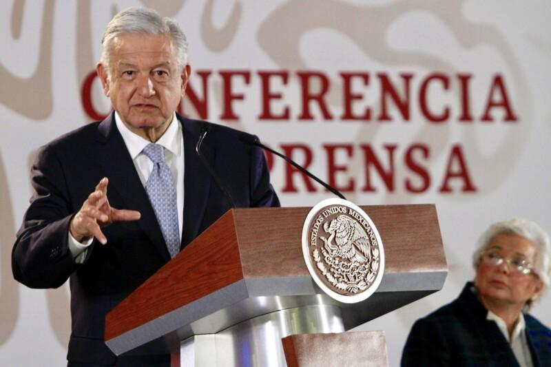 López Obrador AMLO Estados Unidos campaña drogas
