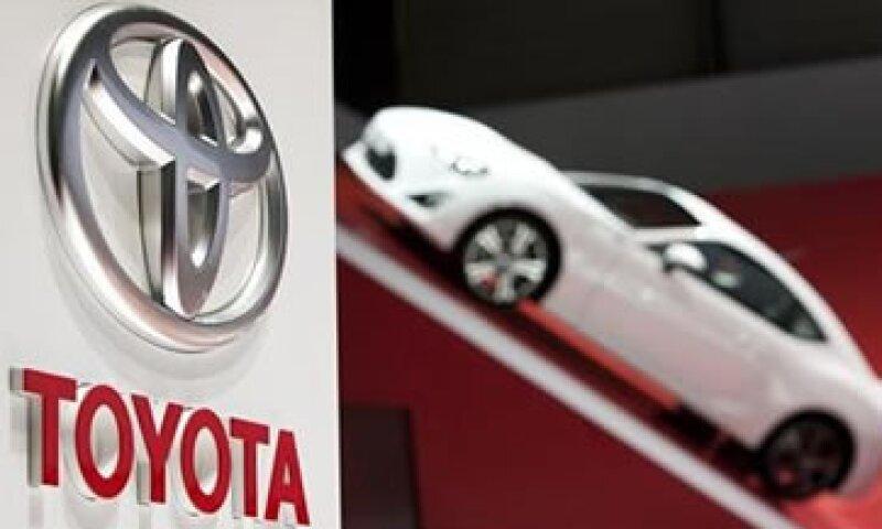 Toyota dijo que impulsará la investigación y desarrollo, así como la producción de auto partes en Asia. (Foto: Reuters)