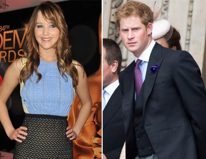 Aunque actualmente esté saliendo con Cressida Bonas, el príncipe tiene pensado invitar a la joven ganadora del Óscar a la mejor actriz a un evento en Nueva York en el que será homenajeado.