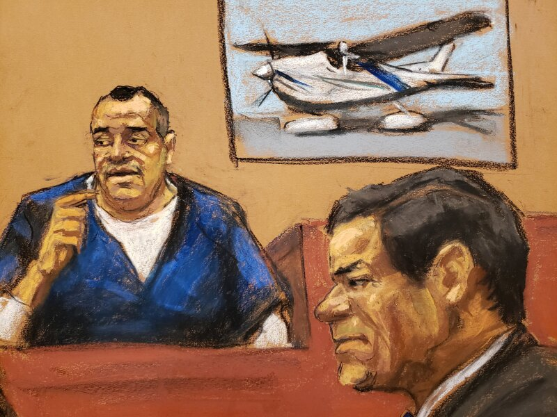 Juicio Chapo Memín