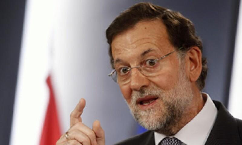 Mariano Rajoy admitió que el alza en el IVA es un sacrificio que llega en un momento muy complicado para los españoles. (Foto: Reuters)