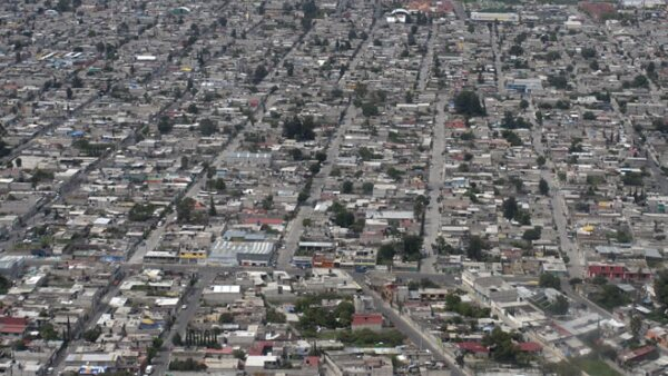 mancha urbana