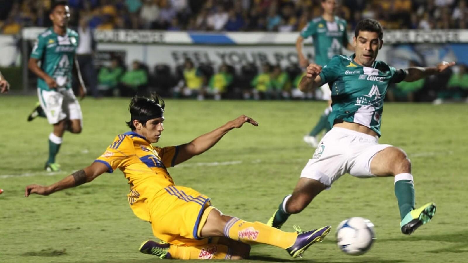 Tigres vs León 2