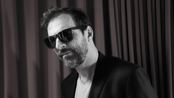 Kevin Johansen Visits Sony Music Miami