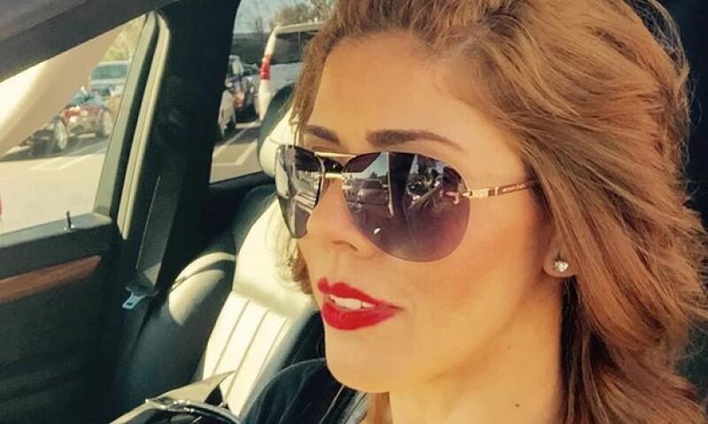 Rosa Isela Guzmán vive en Los Ángeles y es empresaria.