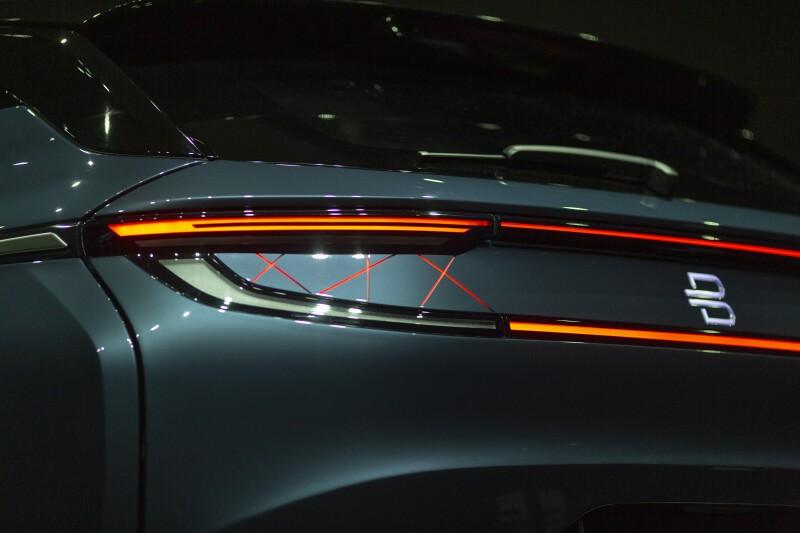 Auto eléctrico (CES 2020)