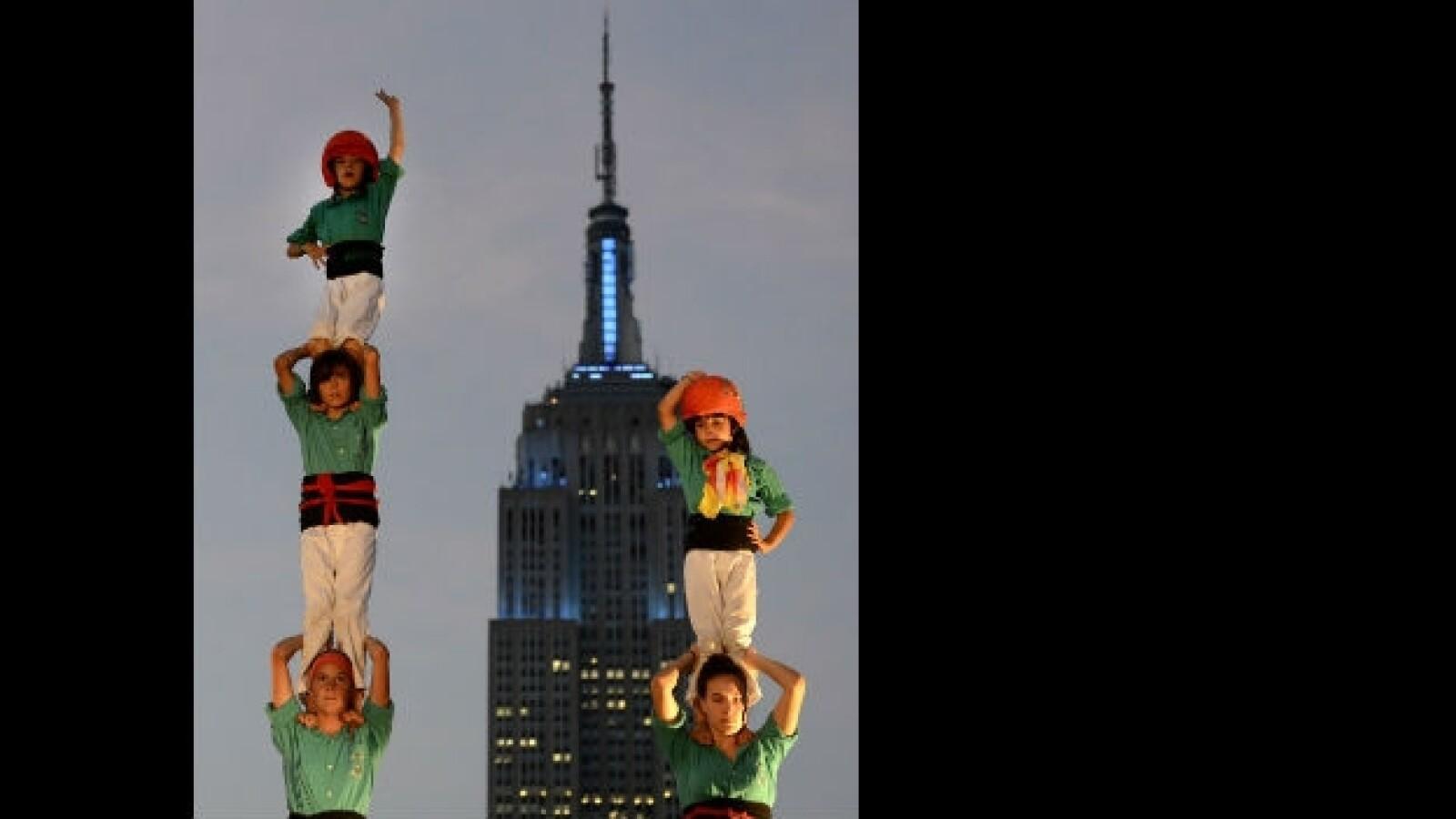 Torre Humana NY