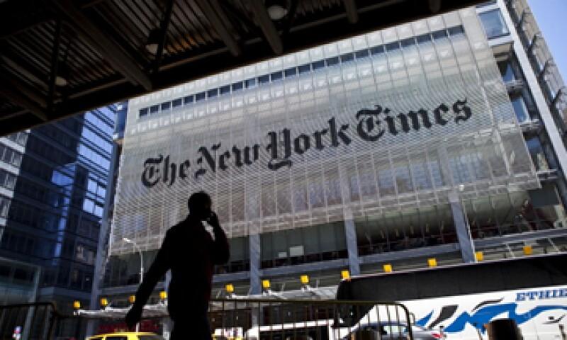 Ante las recientes ventas de periódicos insignia de EU, el líder del NYT negó la posibilidad de sumarse a las ventas. (Foto: Getty Images)