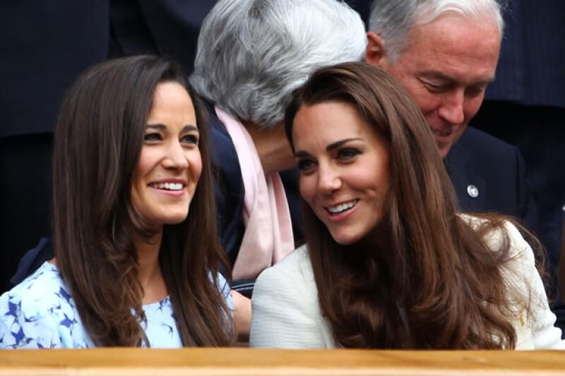 La futura tía del heredero británico planea reunir a toda su familia en su residencia para mayo.
