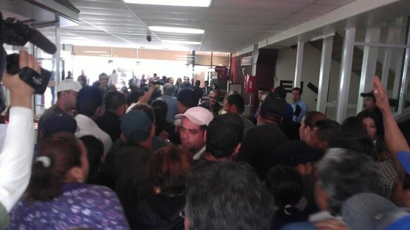 tijuana televisión digital protesta