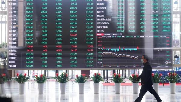 china economía shanghai