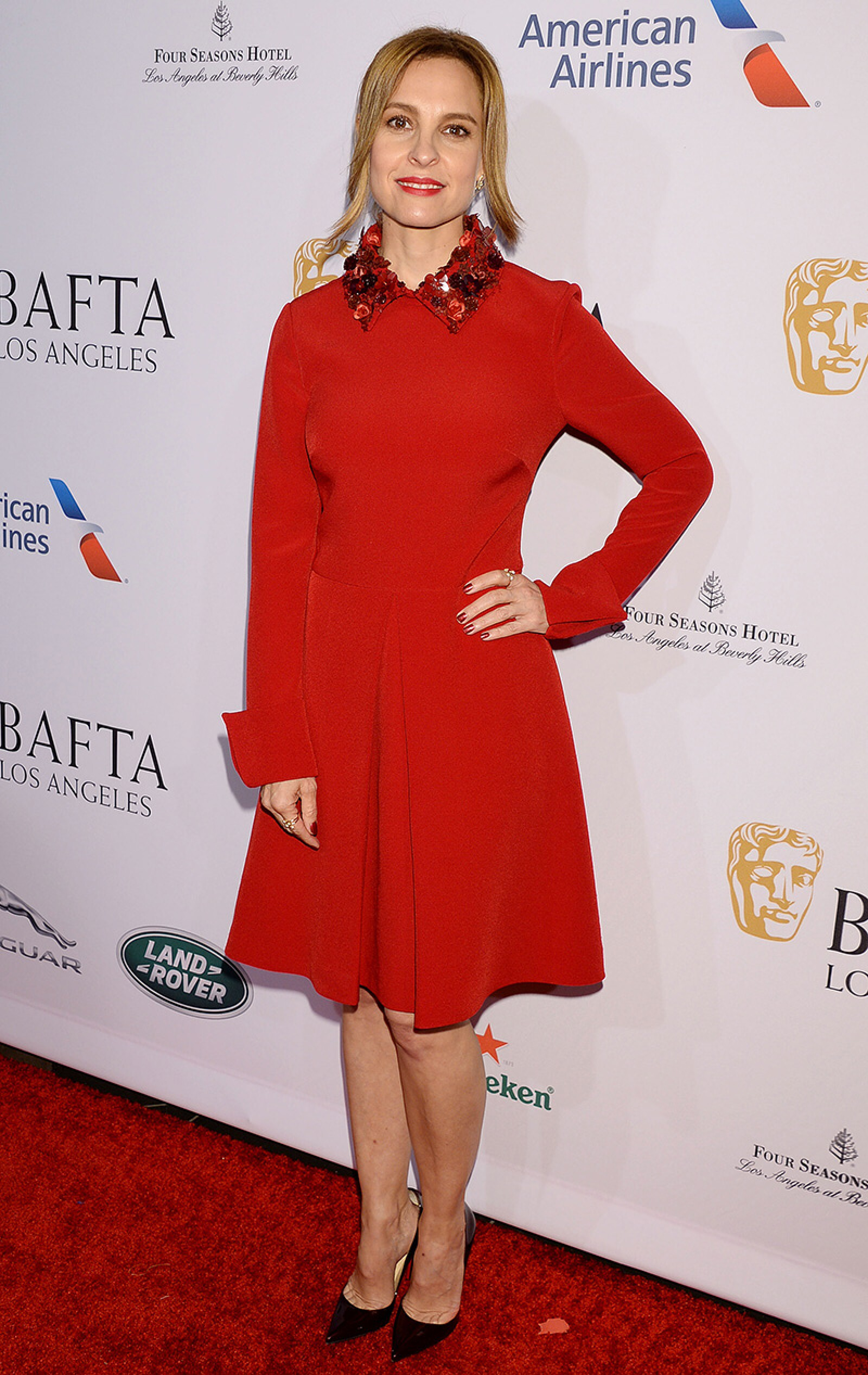 BAFTA Tea Party, Arrivals, Four Seasons Hotel, Los Angeles, USA - 05 Jan 2019