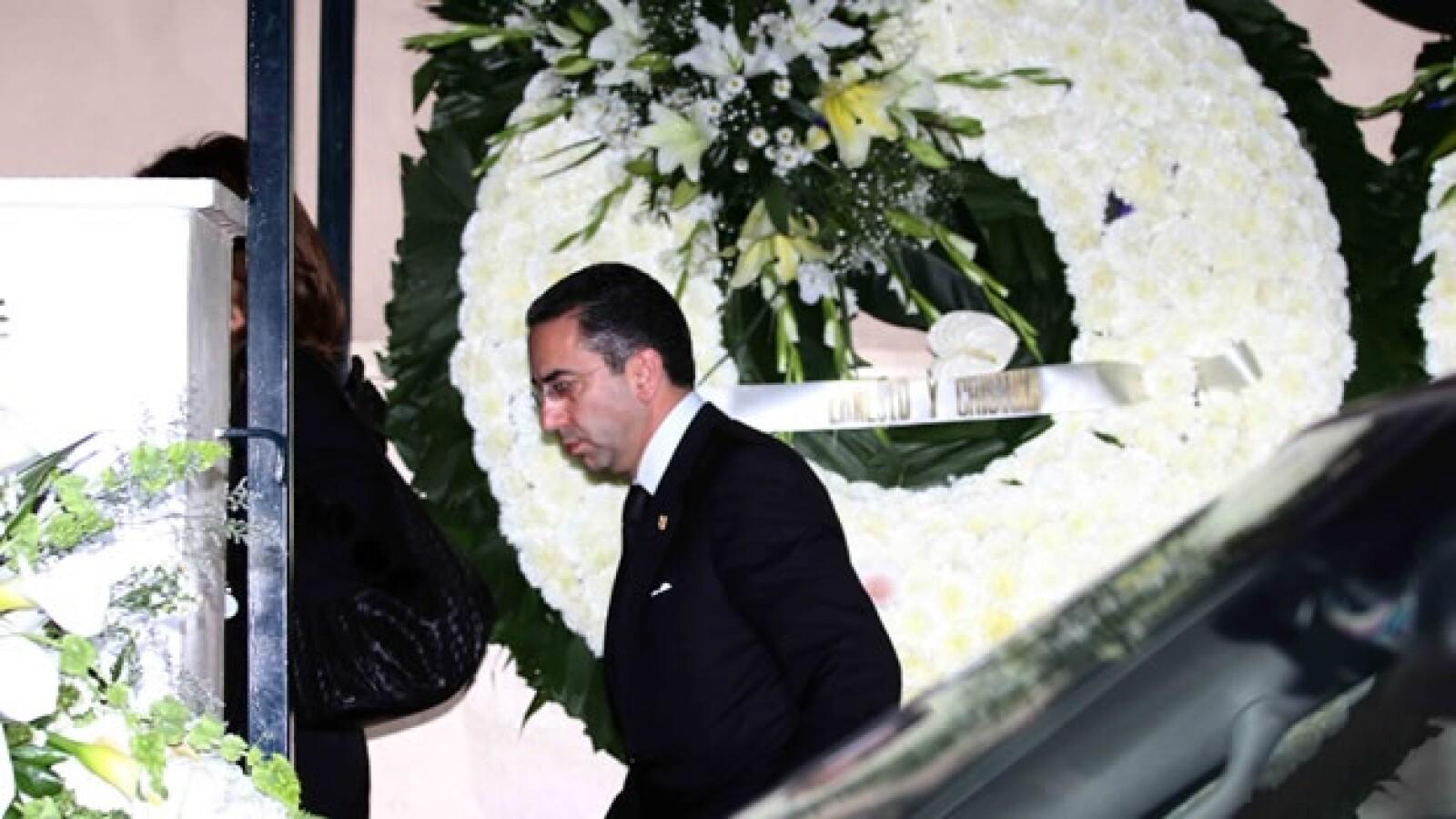 Blake Mora Javier Lozano Funeral